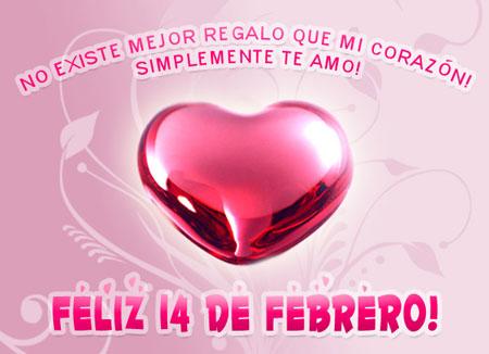 14 de Febrero – Día de San Valentín